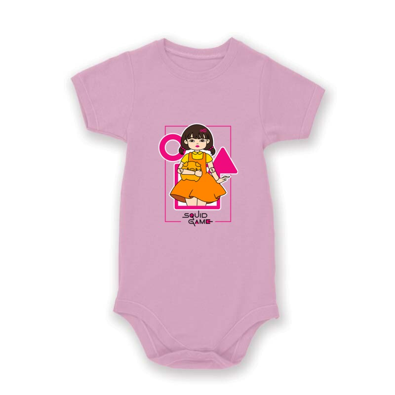 Squid game Doll 2 Baby Body