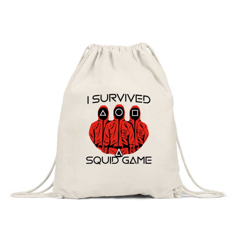 Squid game I Survived Hátizsák