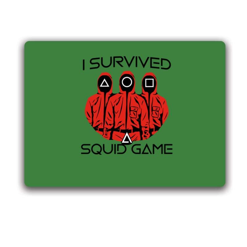 Squid game I Survived Egérpad