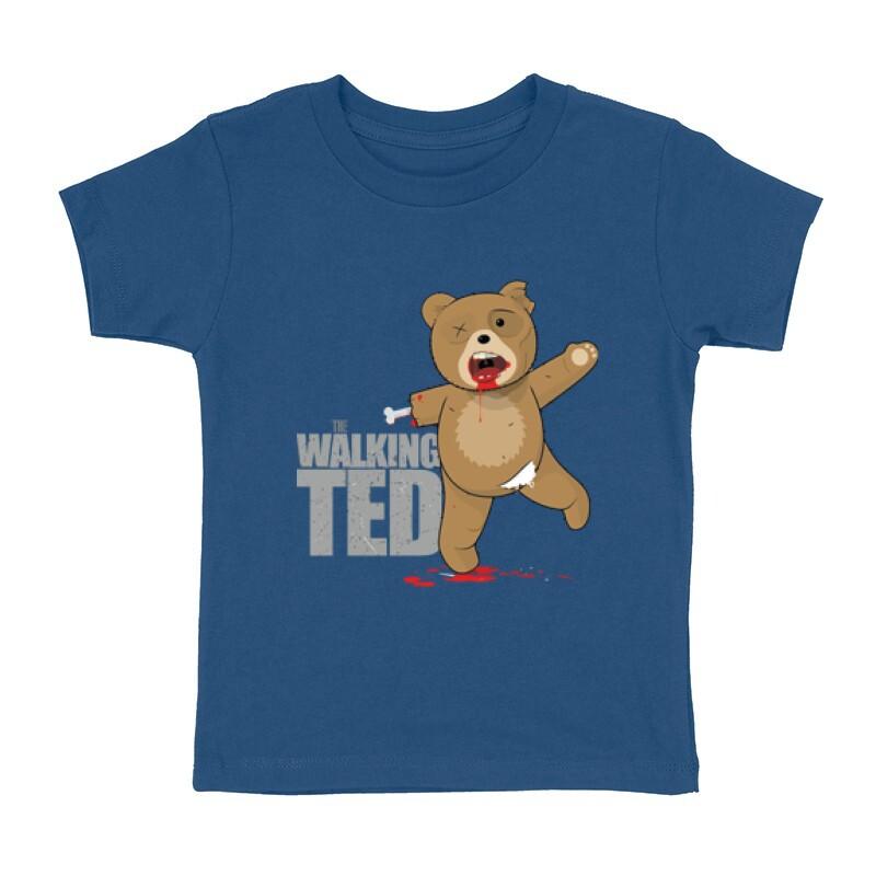 The Walking Ted Gyermek póló