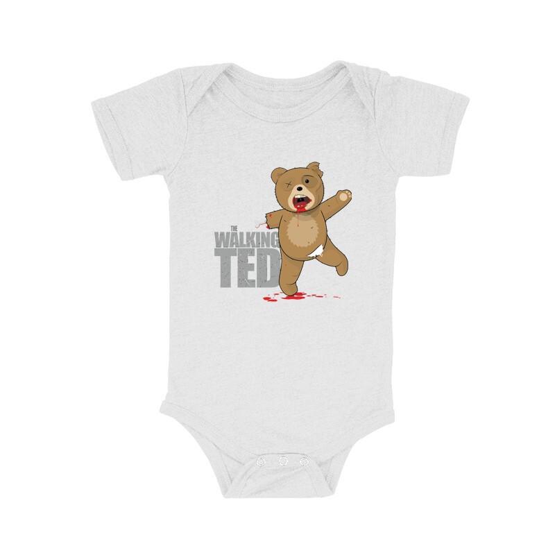 The Walking Ted Bébi body