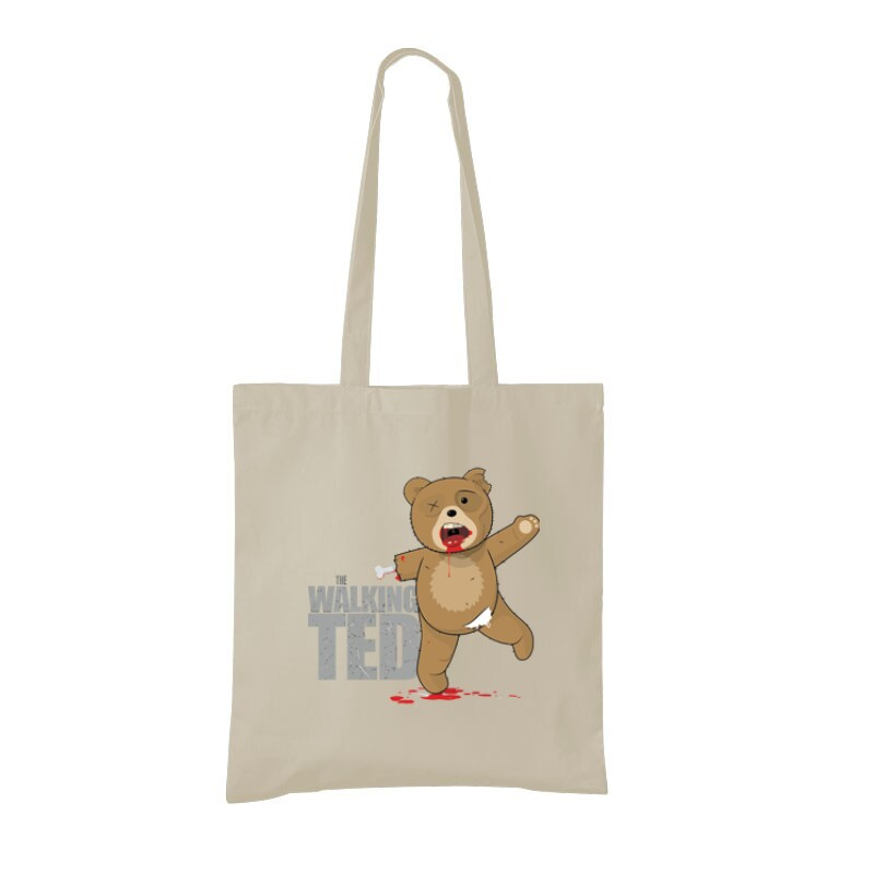 The Walking Ted Bevásárló táska