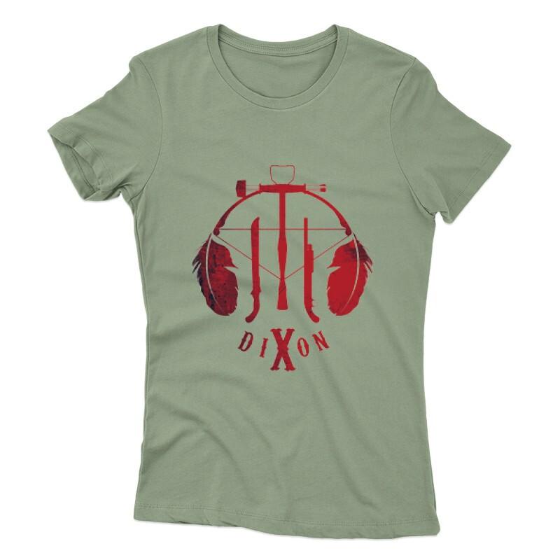 Dixon logo Női póló
