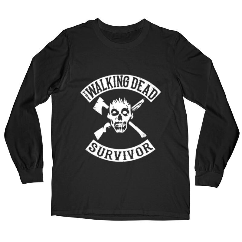 Survivor Hosszú ujjú póló