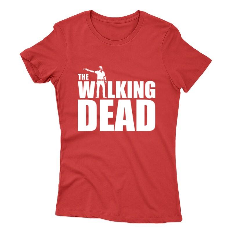 WD Rick Női póló