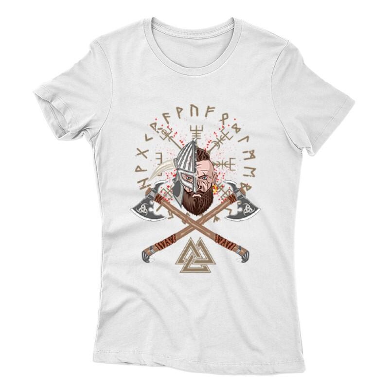 Viking warrior Női póló