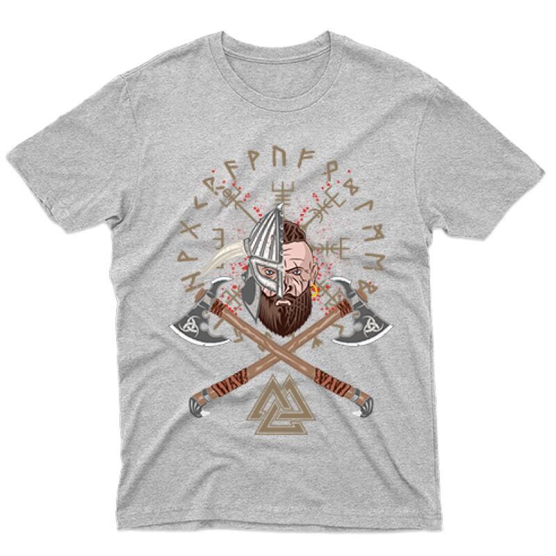 Viking warrior Férfi póló