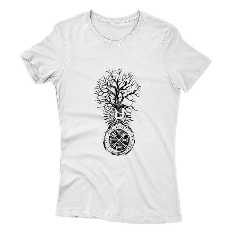 Viking tree Női póló