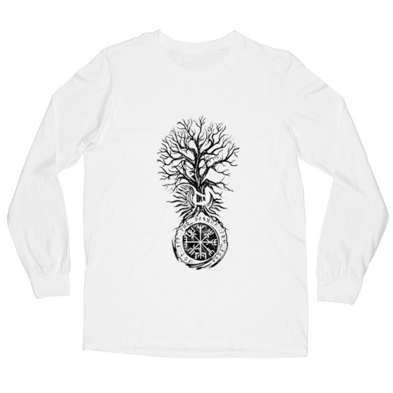 Viking tree Hosszú ujjú póló