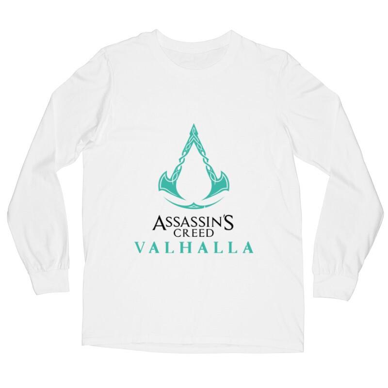 Assassin's Creed Valhalla Hosszú ujjú póló