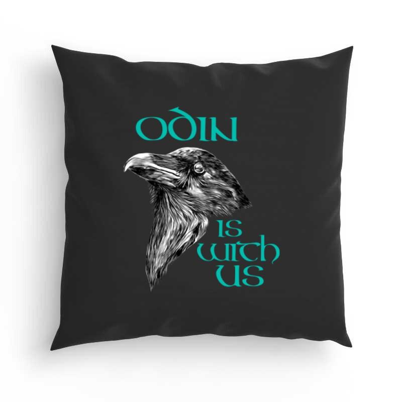 Odin is with us Párna