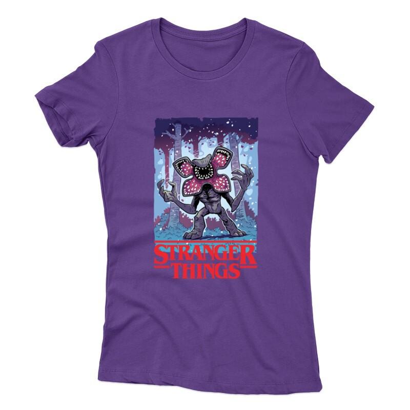 Demorgorgon Női póló