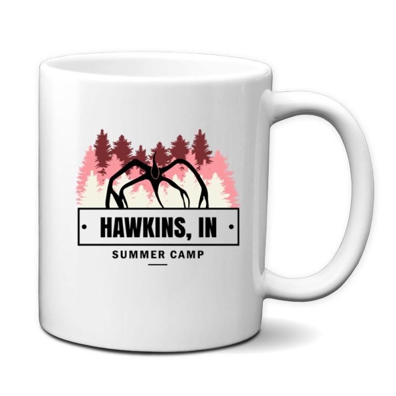 Hawkins Inn Demorgorgon Bögre