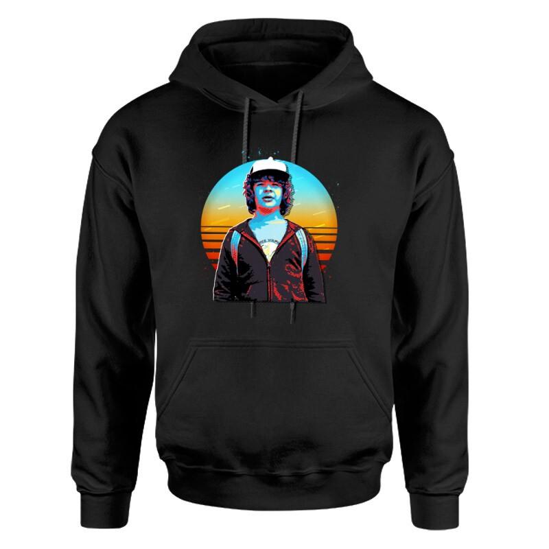 Dustin Henderson Unisex pulóver