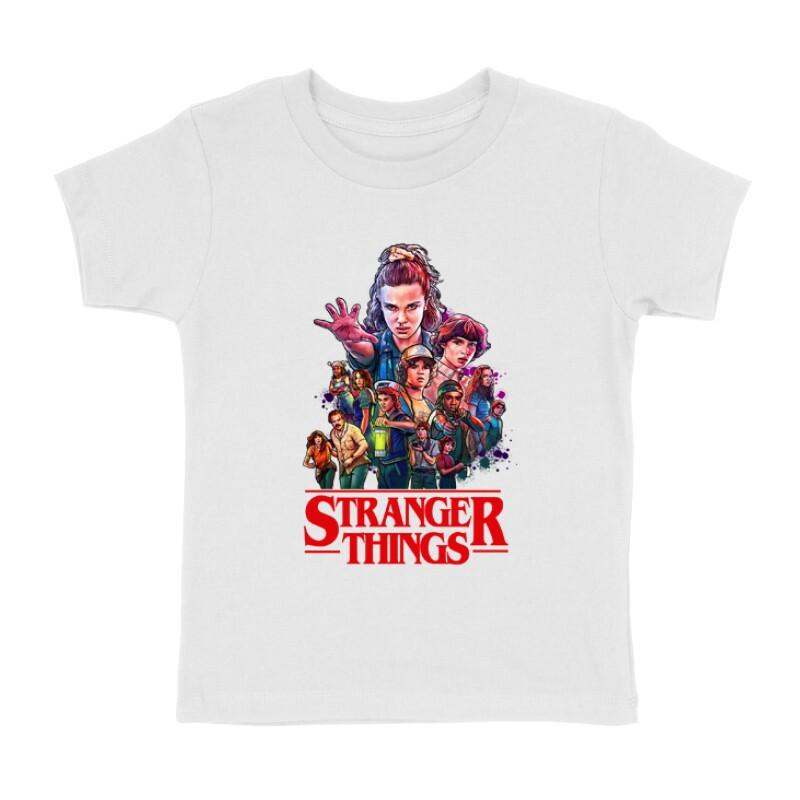 Stranger Things_1 Gyermek póló