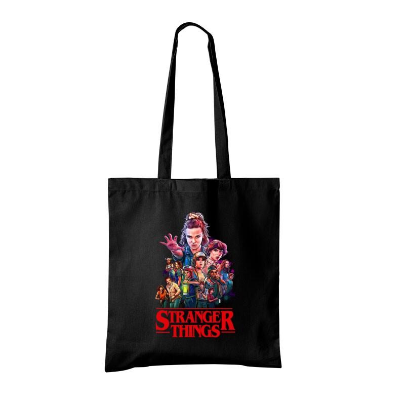 Stranger Things_1 Bevásárló táska