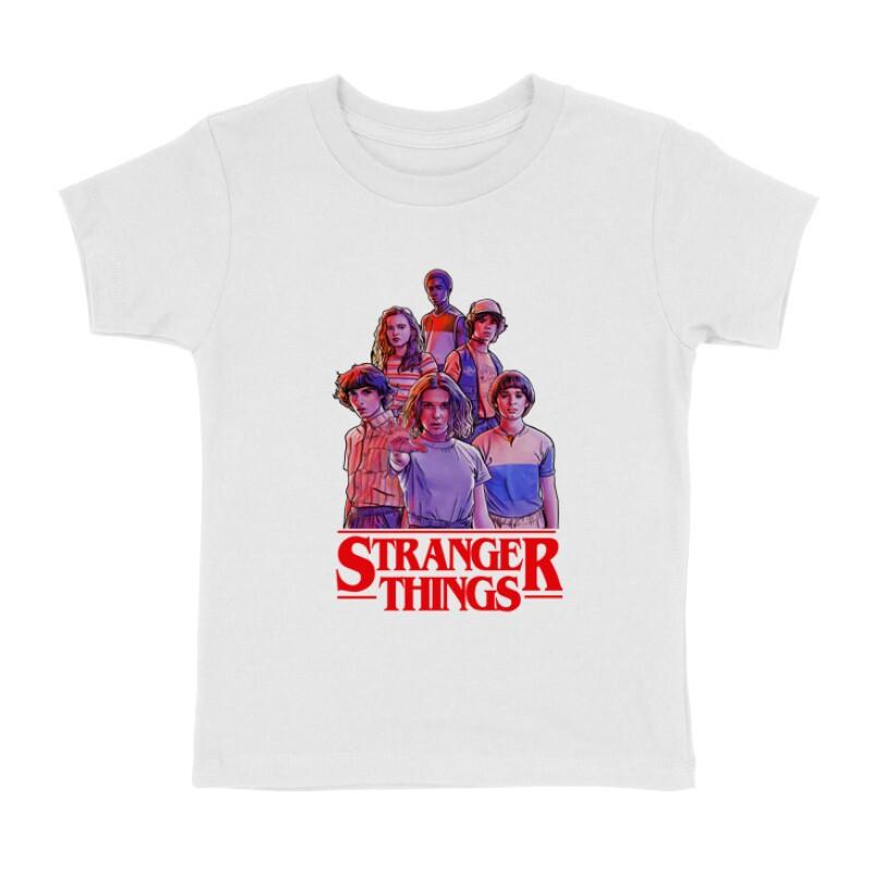 Stranger Things_2 Gyermek póló