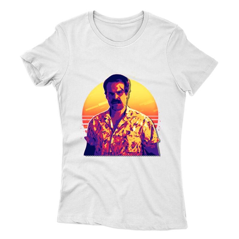 Jim Hopper Női póló
