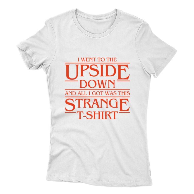 Strange Tshirt Női póló