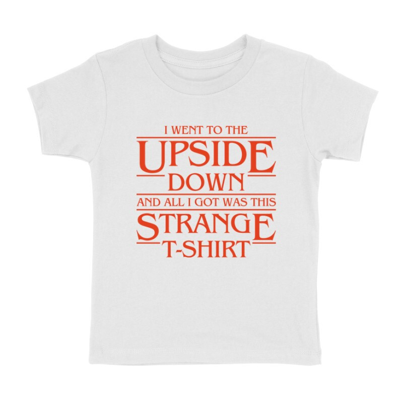 Strange Tshirt Gyermek póló
