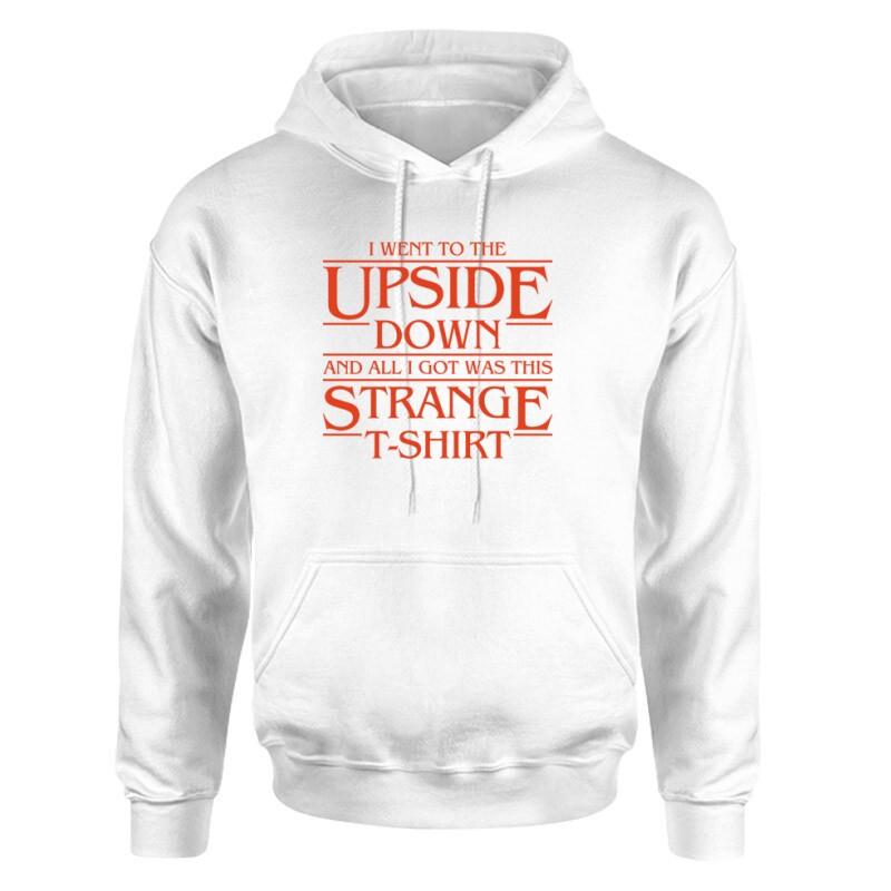 Strange Tshirt Unisex pulóver
