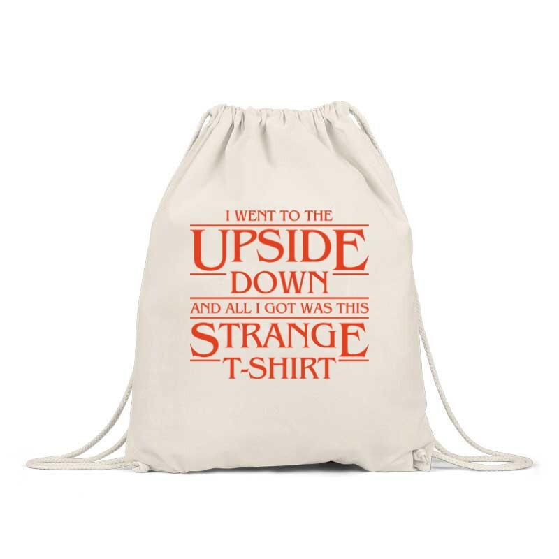Strange Tshirt Tornazsák