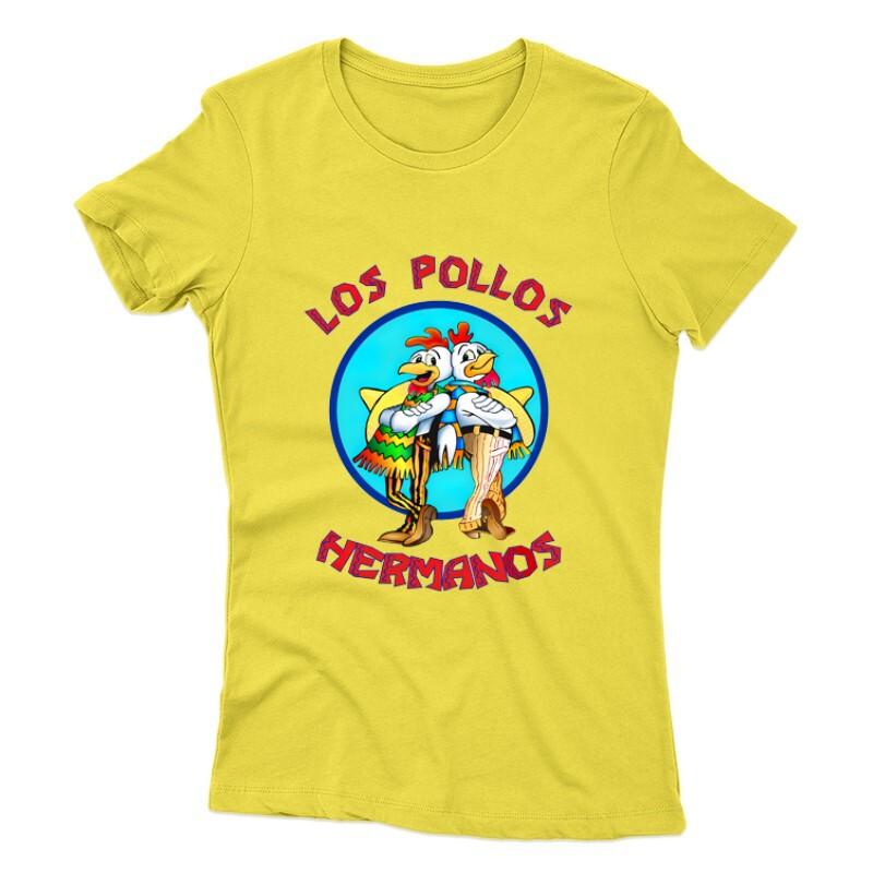 Los Pollos Hermanos Női póló