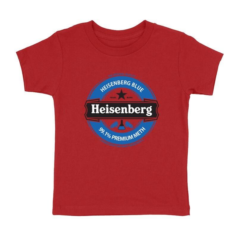 Heisenberg Blue Logo Gyermek póló