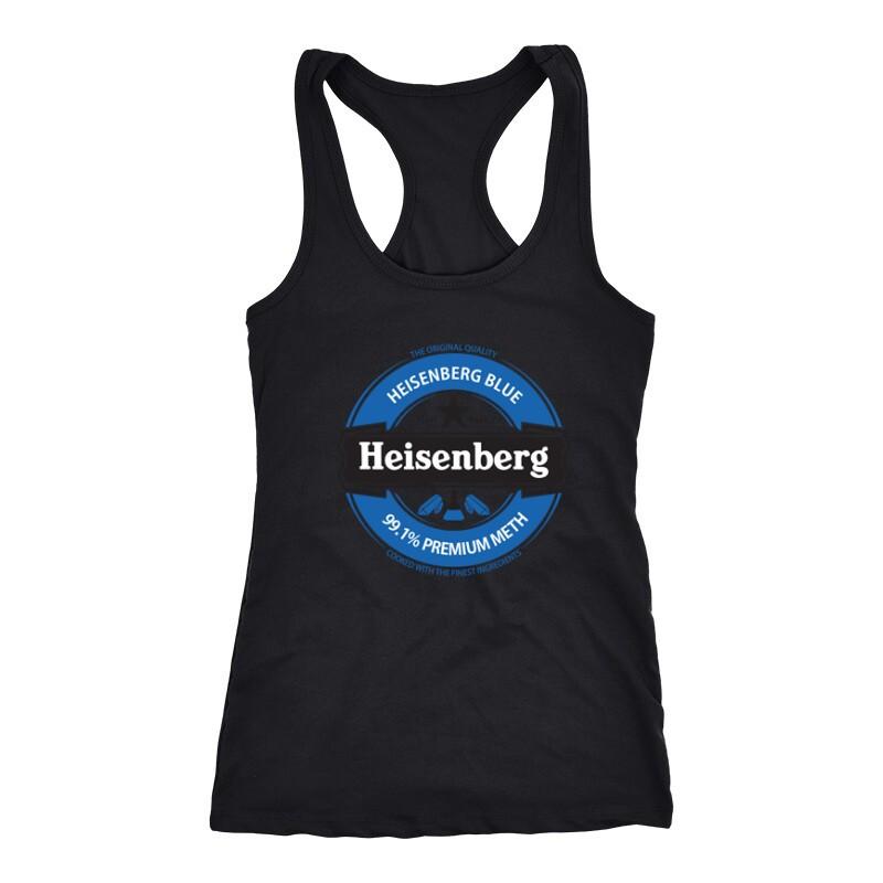 Heisenberg Blue Logo Női Trikó