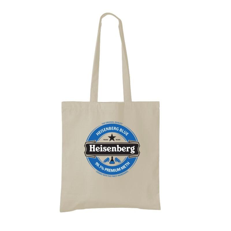Heisenberg Blue Logo Bevásárló táska