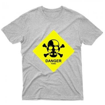 Danger Toxic Férfi póló