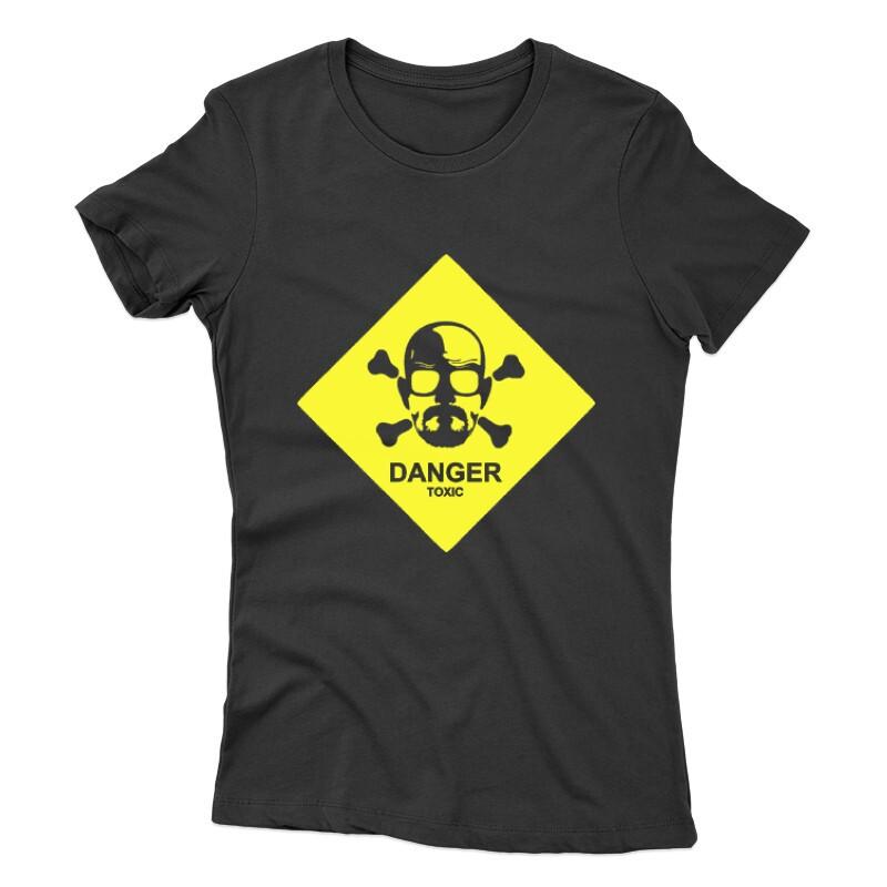 Danger Toxic Női póló