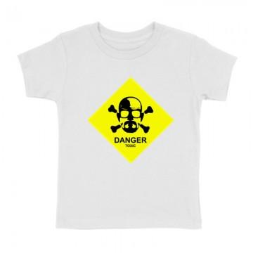 Danger Toxic Gyermek póló