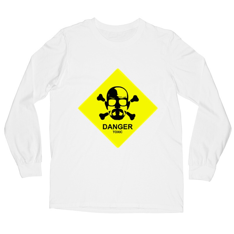 Danger Toxic Hosszú ujjú póló