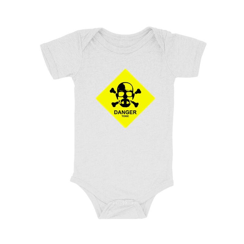 Danger Toxic Bébi body