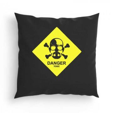 Danger Toxic Párna