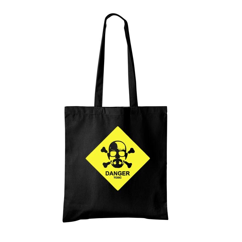 Danger Toxic Bevásárló táska
