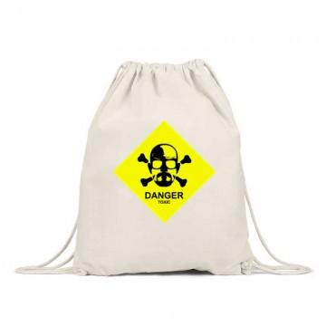 Danger Toxic Tornazsák