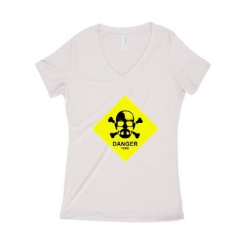 Danger Toxic Női póló V...