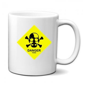 Danger Toxic Bögre