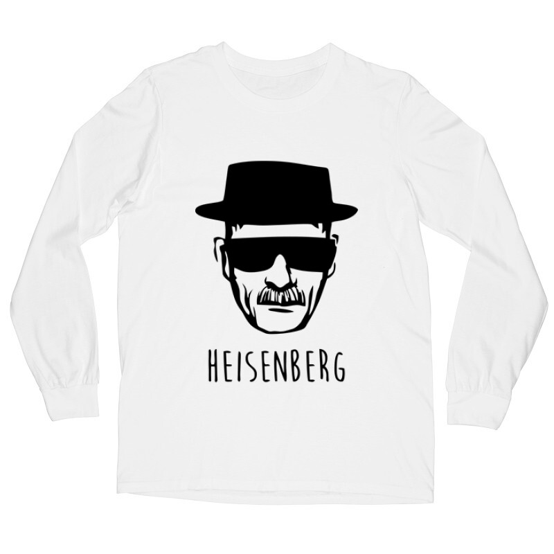 Heisenberg Hosszú ujjú póló
