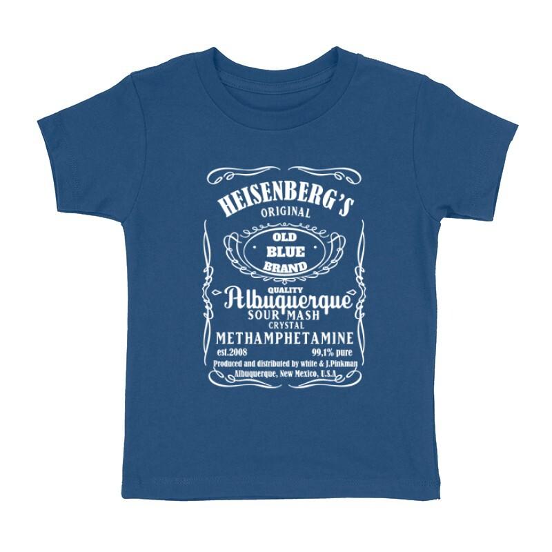 Heisenberg Whiskey Label Gyermek póló