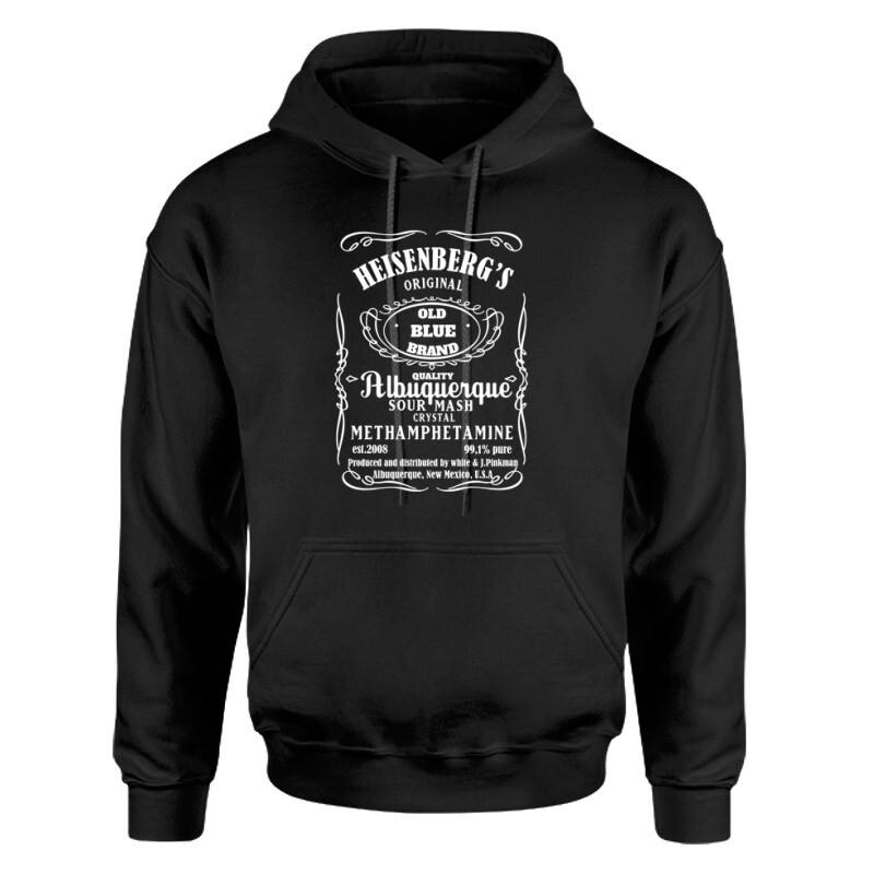 Heisenberg Whiskey Label Unisex pulóver