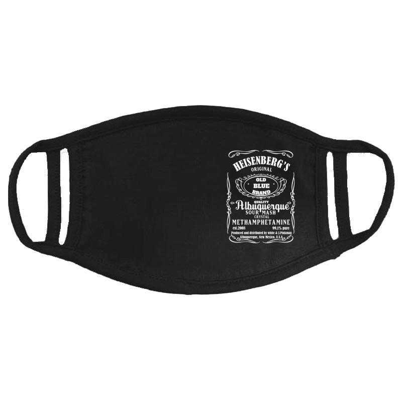 Heisenberg Whiskey Label Arcmaszk