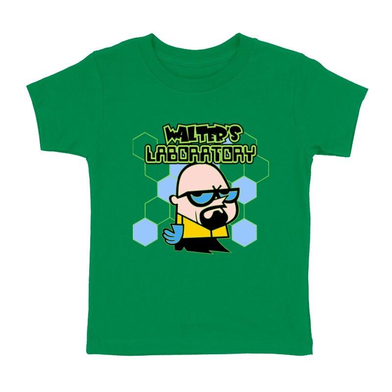 Walter's Laboratory Gyermek póló