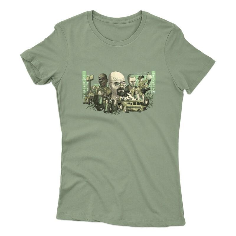 Factory Női póló