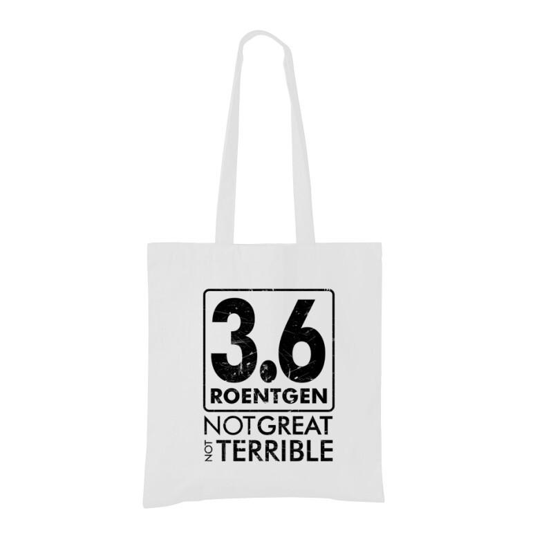 Roentgen 3,6(frame) Bevásárló táska