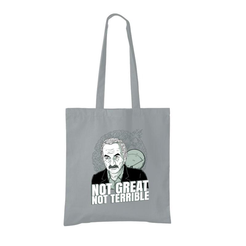 Anatolij Gyatlov Bevásárló táska