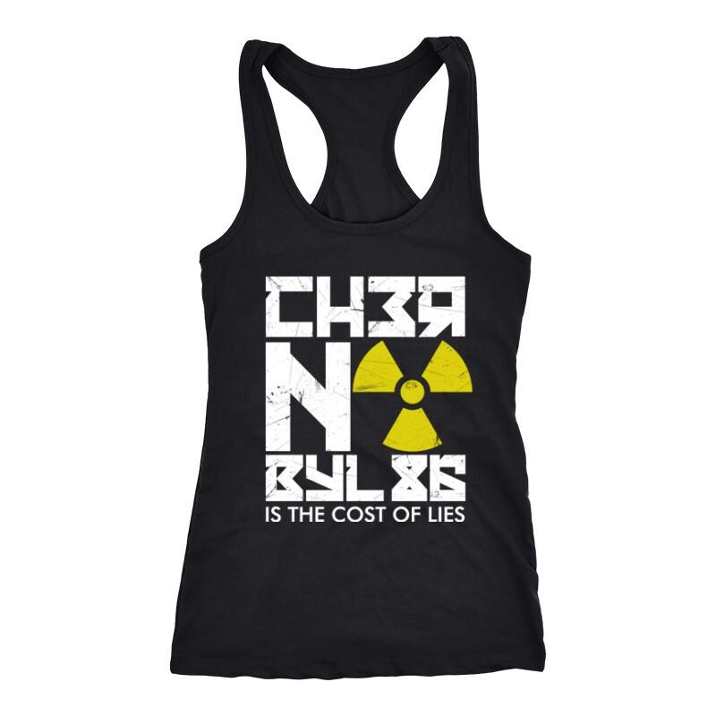 Csernobil Cirill Női Trikó