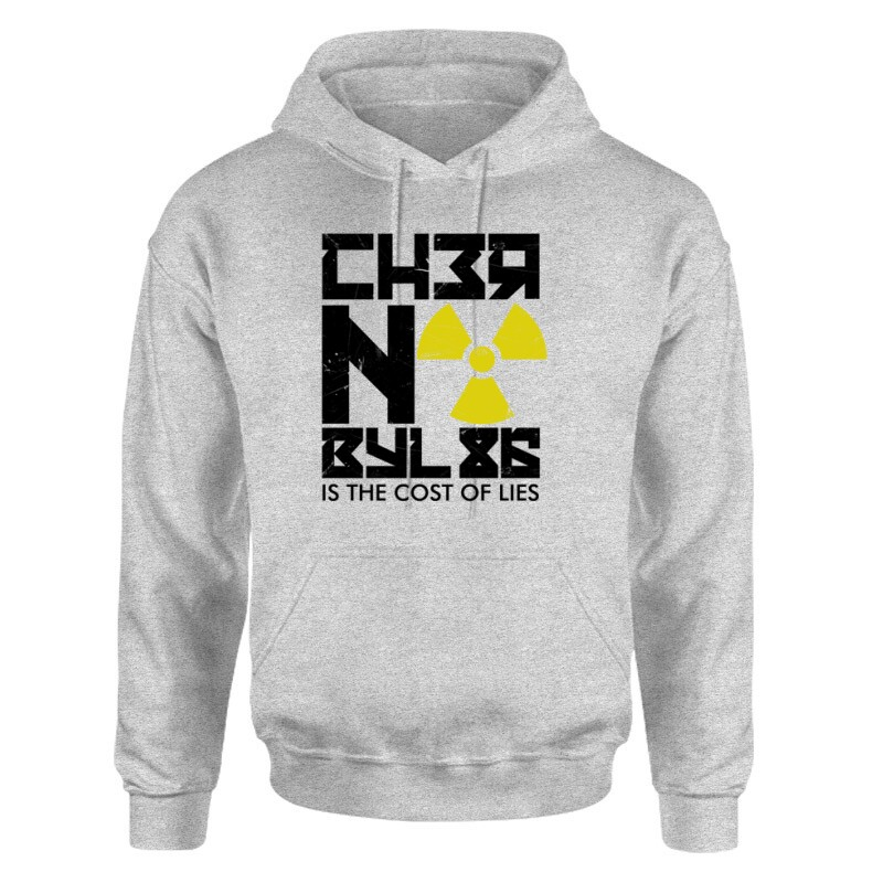 Csernobil Cirill Unisex pulóver